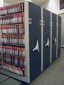 Health Care Office File Storage